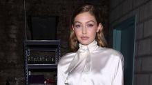 Gigi Hadid Rocks Victoriana Chic At VS Book Launch