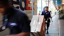 No red or blue pills, but this 'Matrix' helps FedEx plow through its 'Super Bowl' delivery season