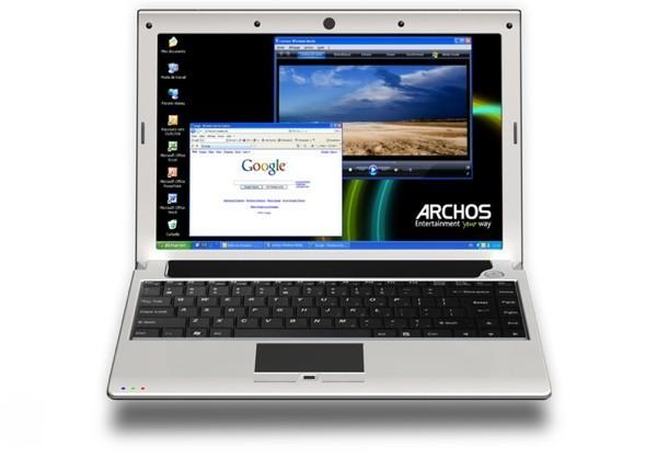 Archos rolls out Archos 10s, Archos 13 laptops, Classmate-based student PC