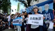 Vítimas de Fukushima indignadas com absolvição de ex-executivos da Tepco