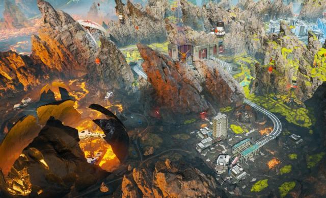 'Apex' crosses 70 million players as EA focuses on 'live services'