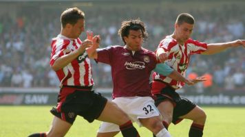 Billy Sharp: Premier League promotion ends Sheffield United's saga with Carlos Tevez and West Ham