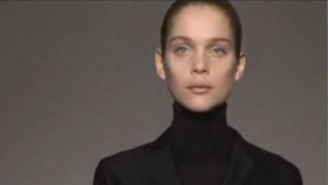 Style.com Fashion Shows - Jil Sander: Fall 2007 Ready-to-Wear