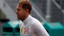 Motor racing: I should have done better, says Vettel