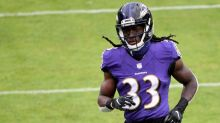 Davontae Harris says don't be surprised to see him back with Ravens