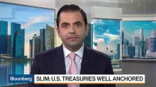 There's a Real Chance Fed Can Go 50-Basis Points, Says Pine Bridge's Slim