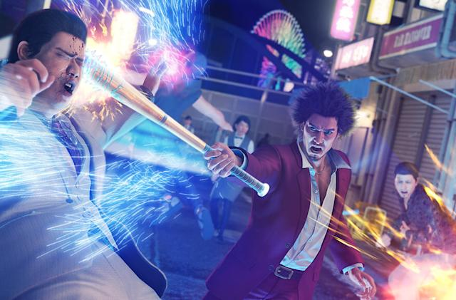 'Yakuza: Like a Dragon' will be available on November 10th across platforms
