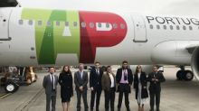 CDB Aviation Delivers First of Six Aircraft to TAP