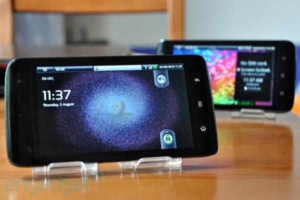 Dell Streak gets leaked Android 2.1 update in the UK, but still the same ol' 1.6 in the US