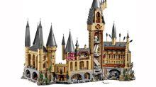 LEGO 發佈全新《Harry Potter》霍格華茲魔法與巫術學院積木模型