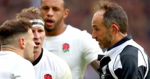 Rugby - Lions - Tournée des Lions Britanniques : Avec deux arbitres français