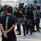 Hong Kong Police Claim Protesters Have Moved 'One Step Closer to Terrorism'