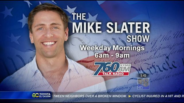 760s Mike Slater on News 8: Call for the Cure