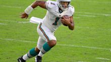 Tua Tagovailoa doubtful for Dolphins vs. Jets, Ryan Fitzpatrick likely to start