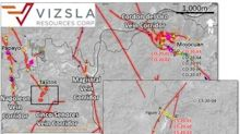 Vizsla Makes Fourth Discovery, Drilling 3,581 G/t Silver Equiv. Over 1.15 Metres Within 4.5 Metres Of 1,808 G/t Silver Equiv. at Tajitos Vein at Panuco, Mexico