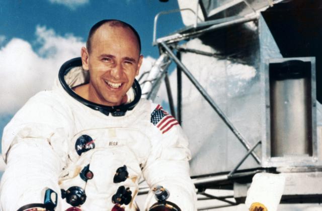 Apollo 12 astronaut Alan Bean dies