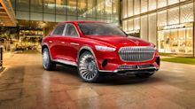 Mercedes-Maybach Ultimate Luxury SUV Concept Dissected