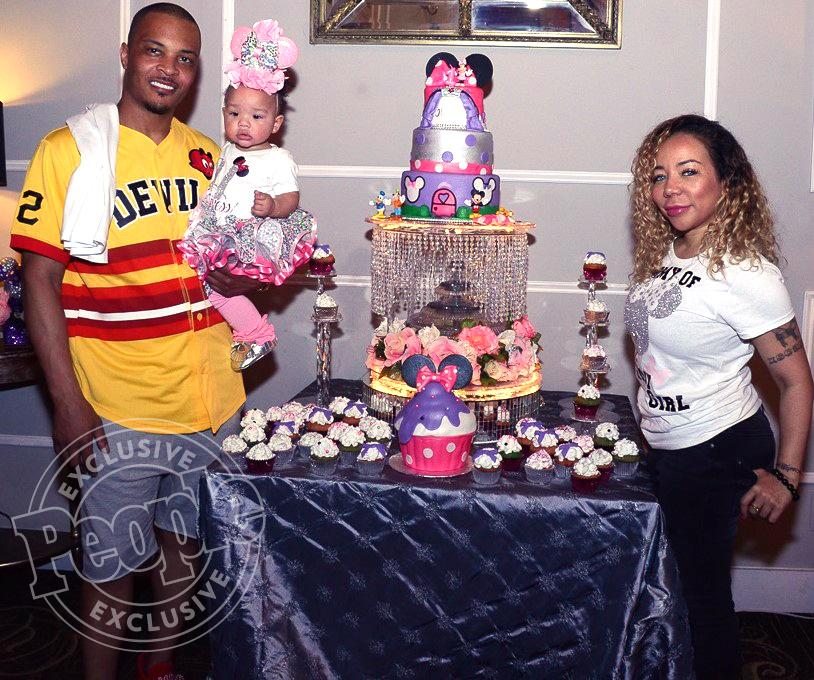 Heiress' Minnie Mouse Clubhouse: Inside T.I. And Tiny's