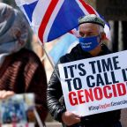 U.K. Parliament declares China's treatment of Uyghurs to be genocide