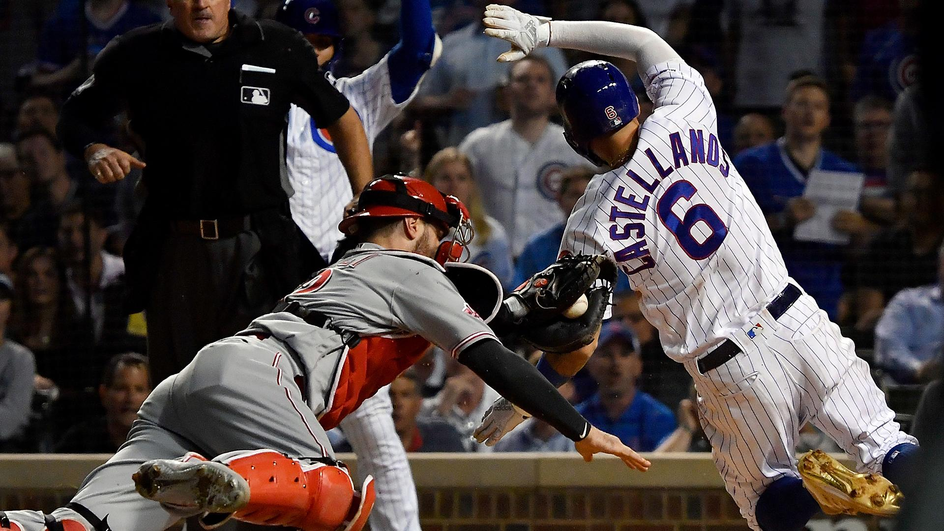 Cubs, Brewers remain deadlocked in NL wild-card race