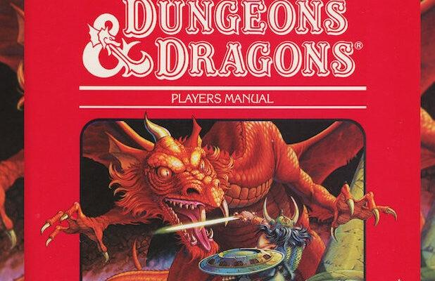 'John Wick' Writer Is Developing a 'Dungeons & Dragons' TV Series for Entertainment One