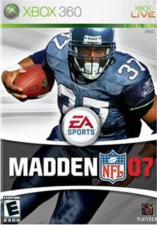 Metareview - Madden NFL 07 (Xbox 360)