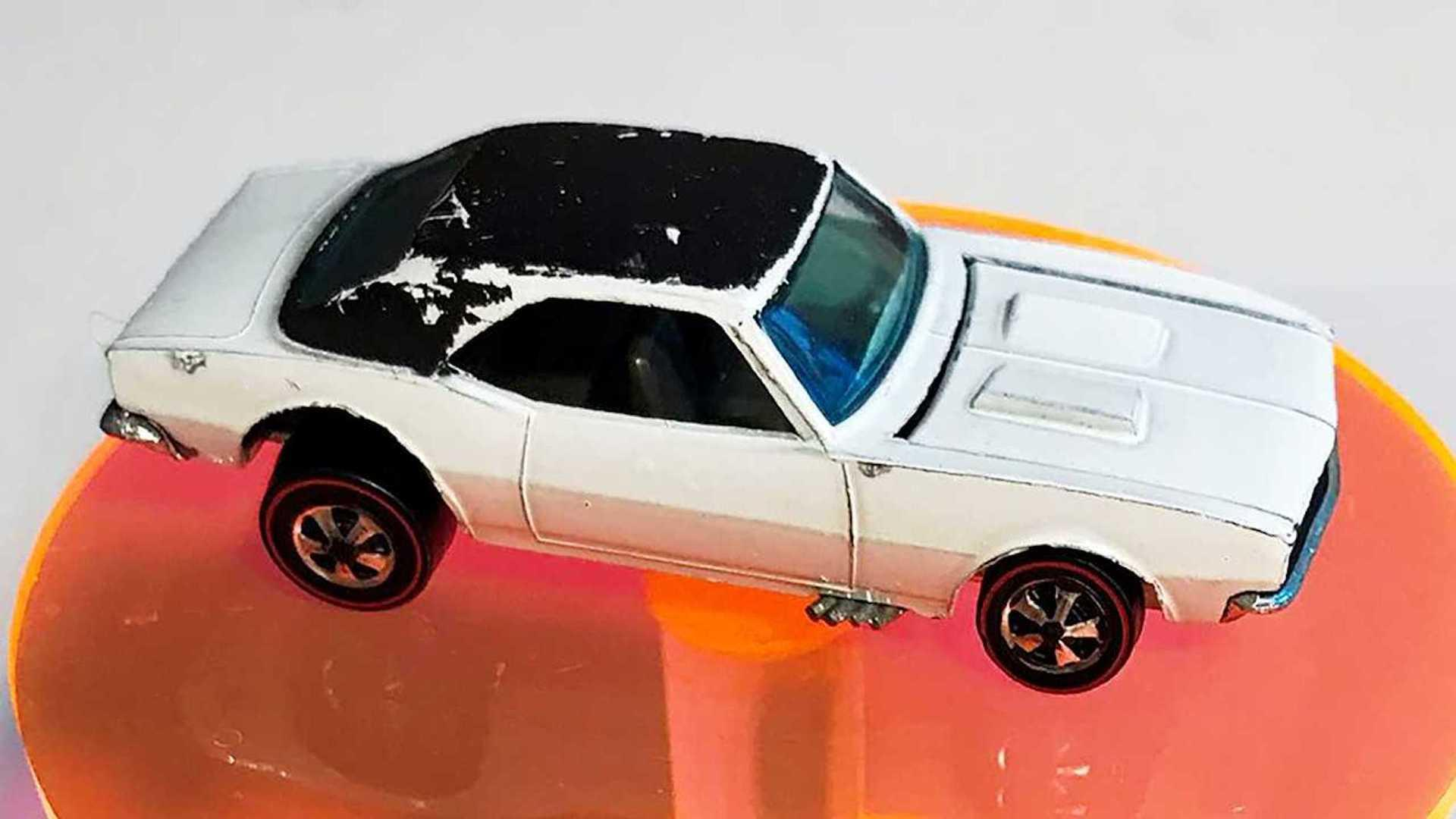 Man Finds Rare Hot Wheels Chevy Camaro Now Worth Over $100K