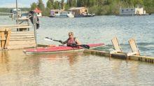 'Unprecedented' high water year for Great Slave Lake, MLAs hear