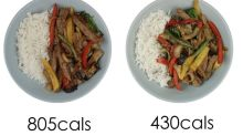 Dietitian uses 'spot the difference' game to highlight how subtle changes can impact weight loss