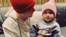 Read Justin Bieber's Empowering Message to His Baby Sister Bay Bieber