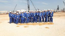 $1.7B Texas ethane cracker breaks ground, JV seeks incentives for another plant