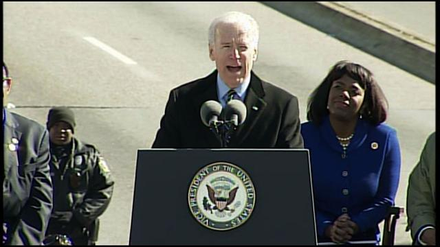 Biden: Selma changed the debate about voting rights