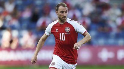 Christian Eriksen out of hospital following collapse