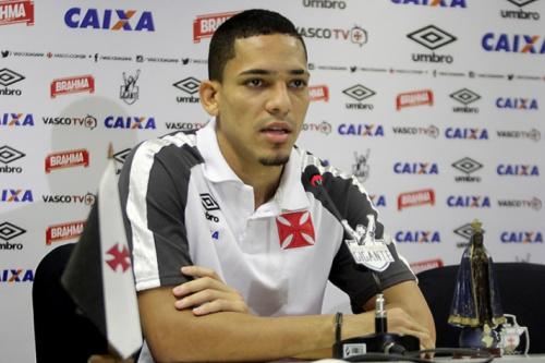 Gilberto não se abate com má fase e garante que foco do Vasco segue em Libertadores