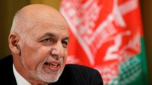 Afghan president thanks Pakistan for help with Taliban talks