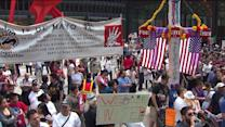 Thousands join May Day march for immigration reform