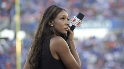 ESPN's Taylor responds to misogynistic remarks