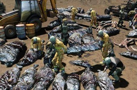 PAX Prime 2012: Hammerpoint shows off The War Z gameplay