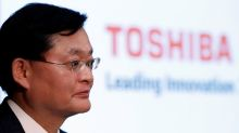 Toshiba has no immediate plans to sell memory chip stake: CEO