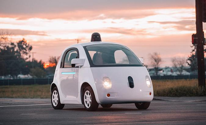 California wants autonomous cars to have humans behind the wheel