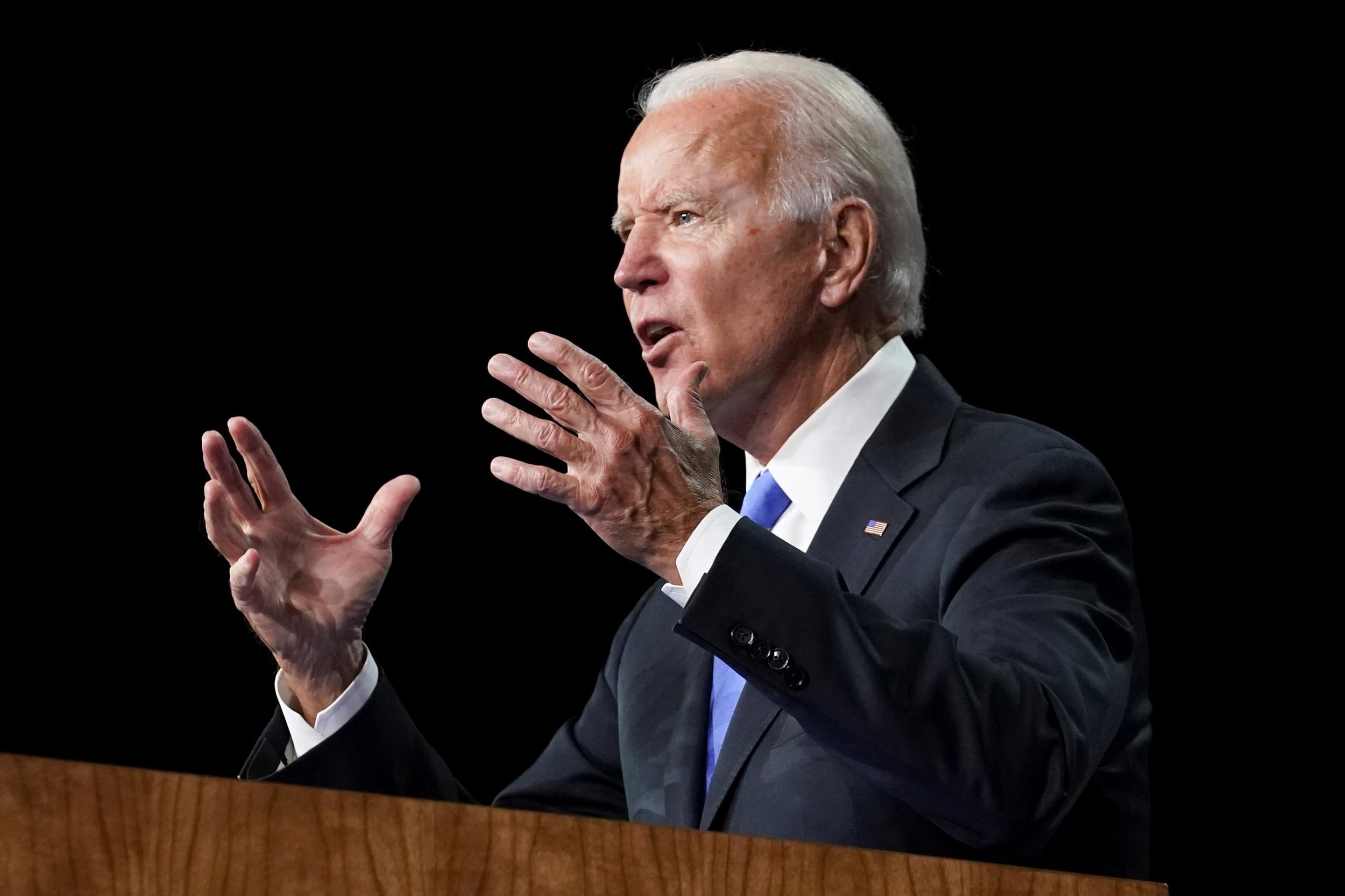 What Has Biden Said About Protests, Violence, Riots?