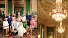 Inside the Iconic Windsor Castle Room Where Baby Archie's Royal Christening Photos Were Taken