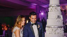 Ximena Duque se casó hace menos de dos meses y ya tiene cuatro meses de embarazo; está feliz