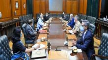 Khalilzad meets Jaishankar to discuss intra-Afghan negotiations