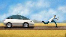Self-Driving Cars Run Into Reality — And Are Further Away Than You Think