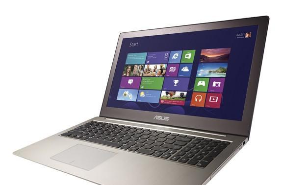 ASUS expands its Zenbook line of Ultrabooks to include 14- and 15-inch models