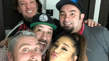 Ariana Grande performs with 'NSync at Coachella: 'I've been rehearsing my entire motherf***ing life for this moment'