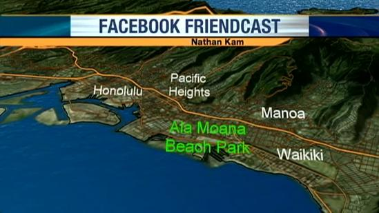 Facebook Friendcast: Nathan Kam