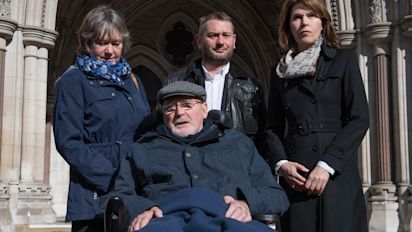 Terminally ill men to hear if assisted dying ban will be reviewed