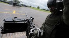 Colombia coca eradication hampered by landmines and protests, police say